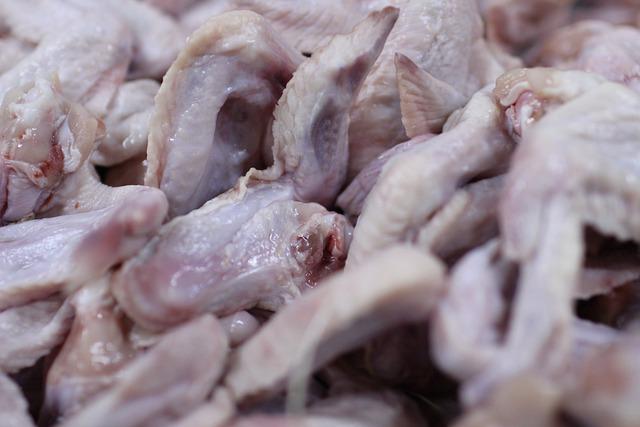 makanan penambah daya tahan tubuh - daging ayam