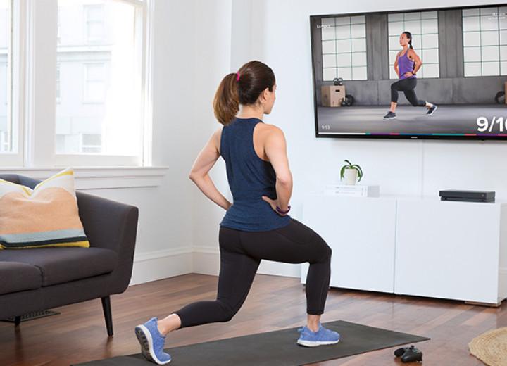 olahraga ringan di rumah senam aerobik