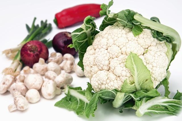 makanan yang mengandung vitamin - kembang kol