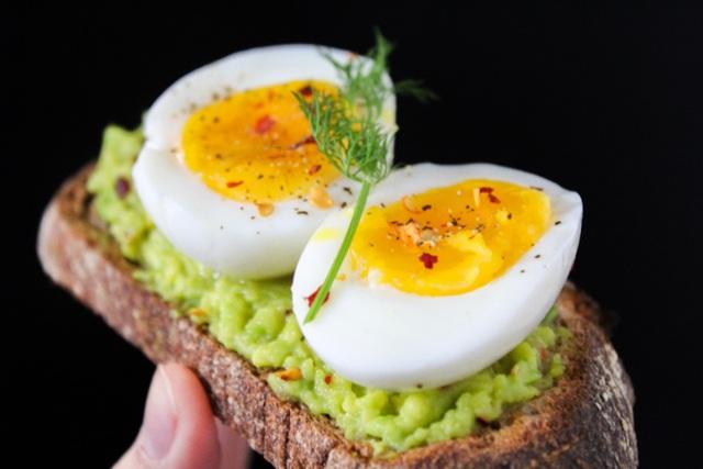 makanan yang mengandung vitamin - telur