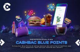 cashbac blue points