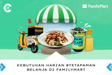 familymart 40% cashbac