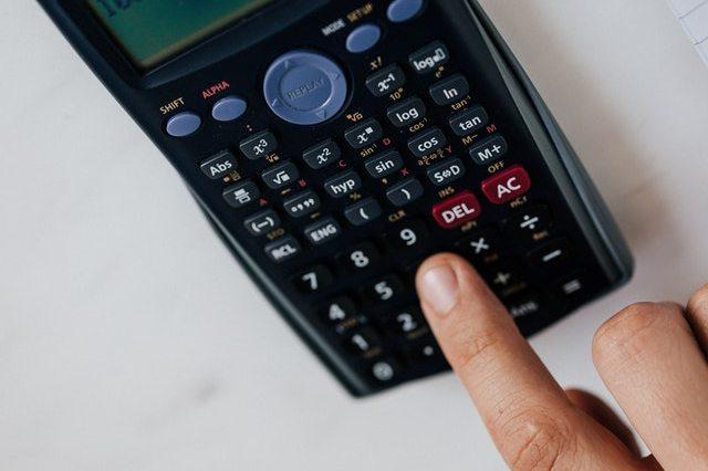 alat tulis kantor - kalkulator