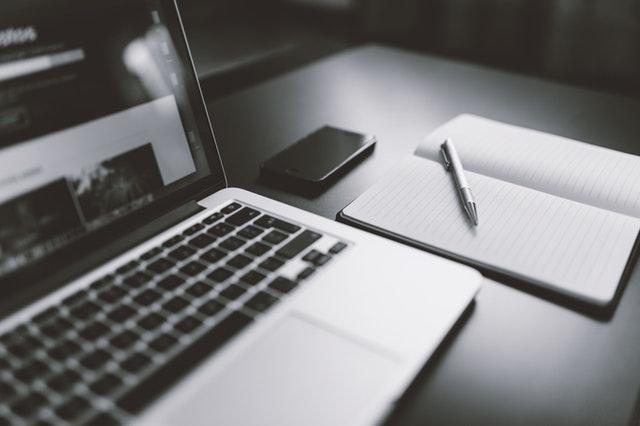 alat tulis kantor - notebook & pulpen
