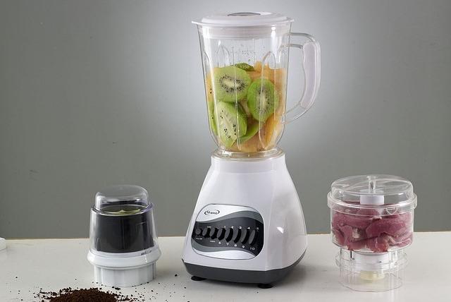 blender atau food processor