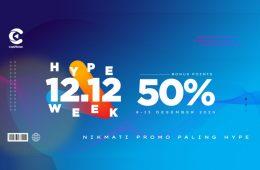 cashbac 12.12 hypeweek
