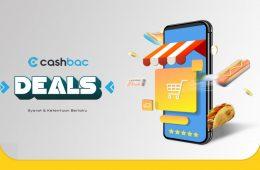 cashbac promo deals