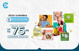 cashbac new you celebration