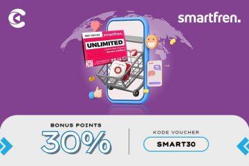 promo cashbac smartfren 30%