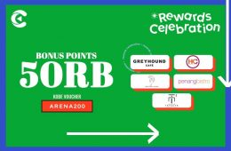 promo cashbac arena group