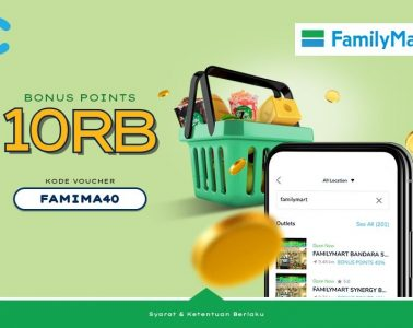cashbac familymart