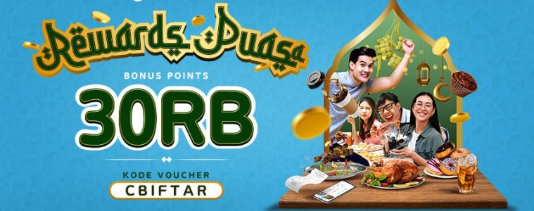 cashbac rewards puasa