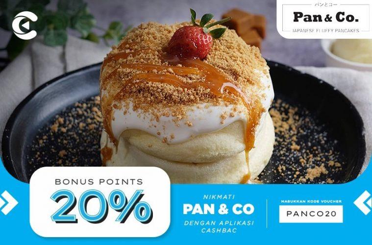 cashbac pan & co