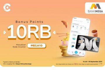 cashbac bank mega 10 ribu