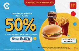cashbac btn mcdonalds 50%