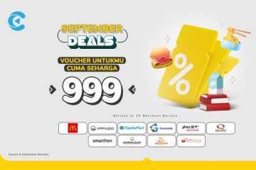 cashbac deals september