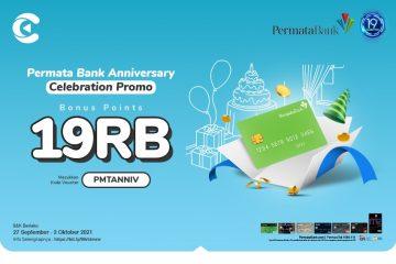 cashbac permata anniversary