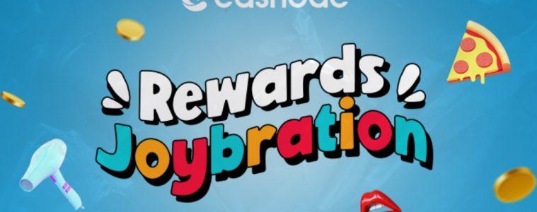 cashbac joybration